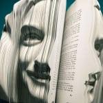 La agencia Etcétera presentó en la Semana del Libro de Holanda, esta propuesta de cultura e imagen, creando libros en forma del rostro de personajes famosos.