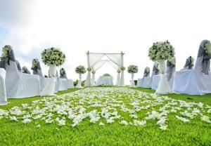 ¿Mi boda en domingo?