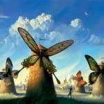Molionos mariposas