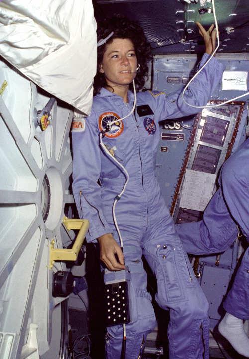 Ride astronauta
