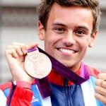 En marzo de 2008 Daley ganó la medalla de oro en el Europeo de Eindhoven de 2008 en la plataforma de 10m, convirtiéndose en la persona más joven en haber logrado un oro en un Campeonato de Natación oficial. En 2009logró la medalla de oro, proclamándose campeón mundial a los 15 años con 539.85 puntos.