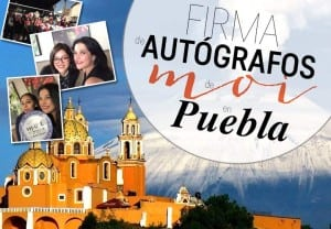 FOTOS: Firma de autógrafos Puebla