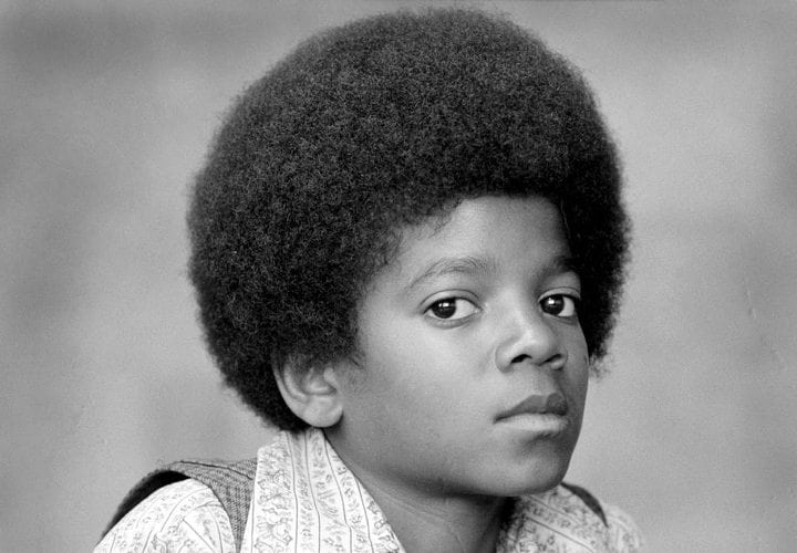michael-jackson pequeño