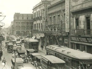 Calle de Tacuba