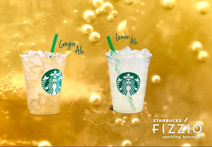 Fizzio Starbucks