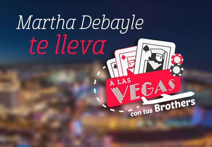 Vegas-despega