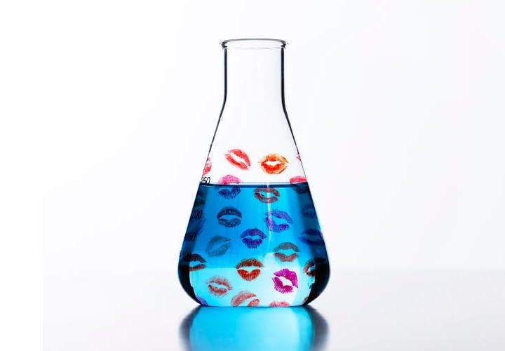 la ciencia del beso