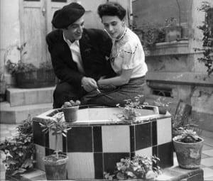7. Leonora y Chiki Weisz