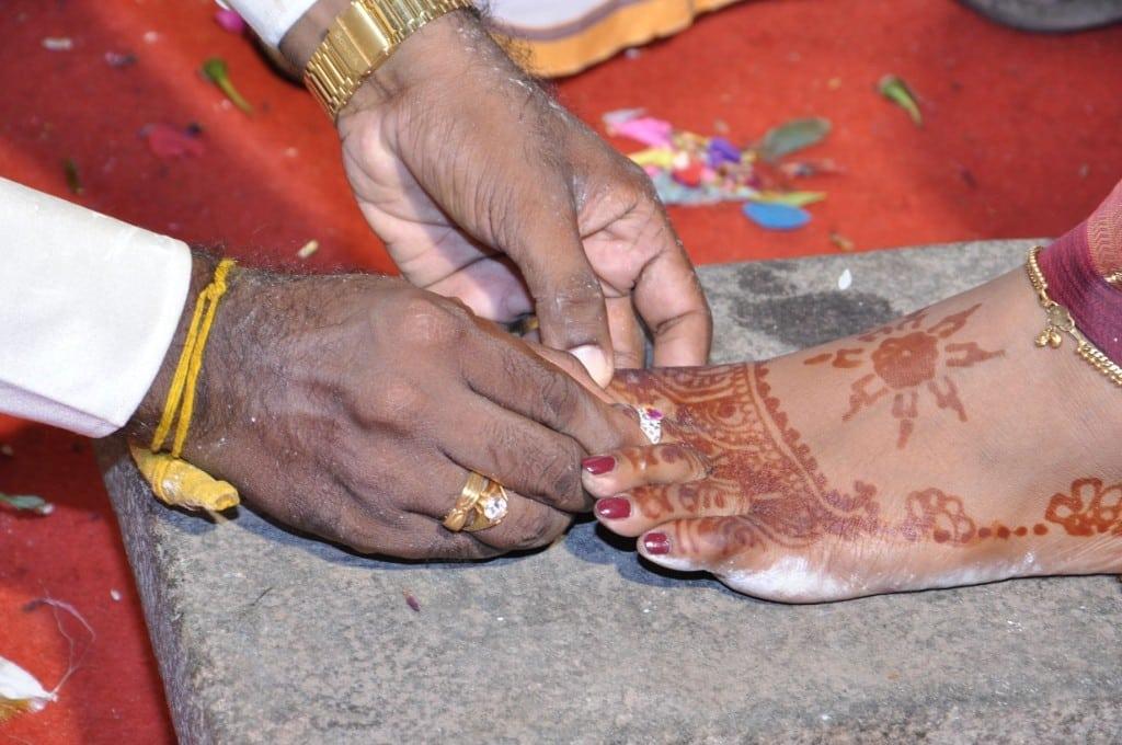 anillo-India