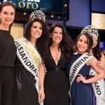 019 Las Chaparritas de Oro con Lupita Jones, Miss Universo 1991
