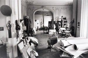 estudios de arte famoso