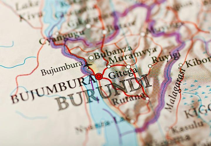 que es burundi