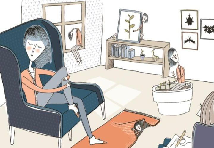 #LoMejorDe… ¿Necesito terapia, o no es pa' tanto?