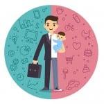 Beneficios de la paternidad en el trabajo