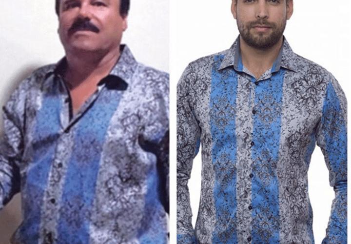 chapo camisa