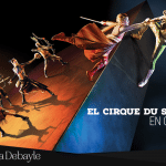 El Cirque du Soleil en cabina