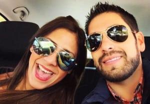 Erika y Alejandro