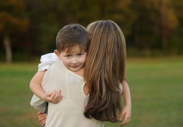 La amorosa chi**ga de ser mamá