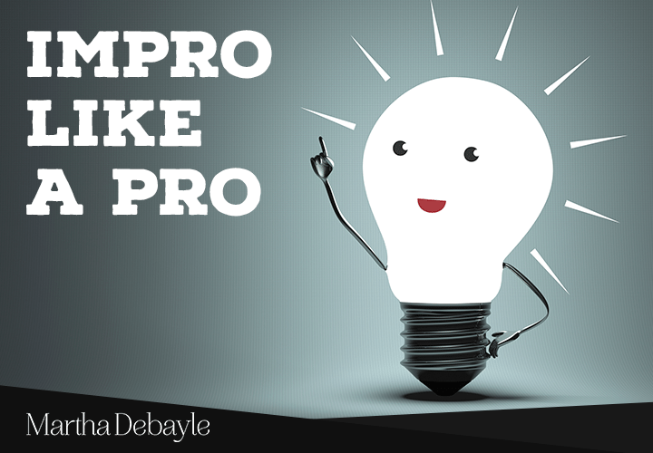 Impro Like-a-Pro