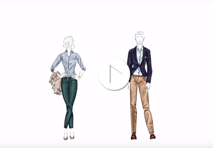 Video: ¿Cómo vestirse para una entrevista de trabajo?
