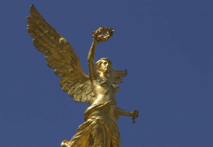 Angel de la Independencia Av. Reforma Ciudad de Mexico