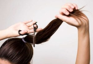 Cómo donar cabello para pacientes con cáncer