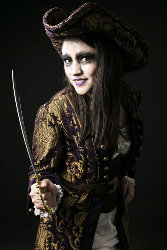Jack sparrow's mom