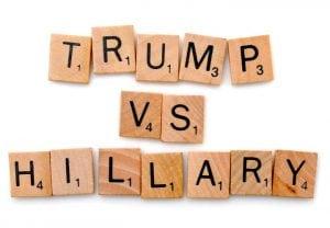 Trumo vs Clinton