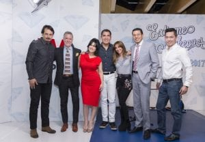 Martha Debayle con el Dream Team