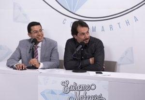 Rodrigo Gutiérrez y Miguel Negrón