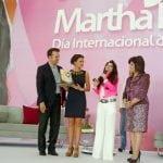 Premiación Día Internacional de la Mujer