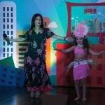 En baile tahitiano