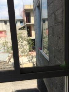 Ventana 2do. piso