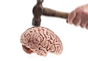 cómo sufre el cerebro