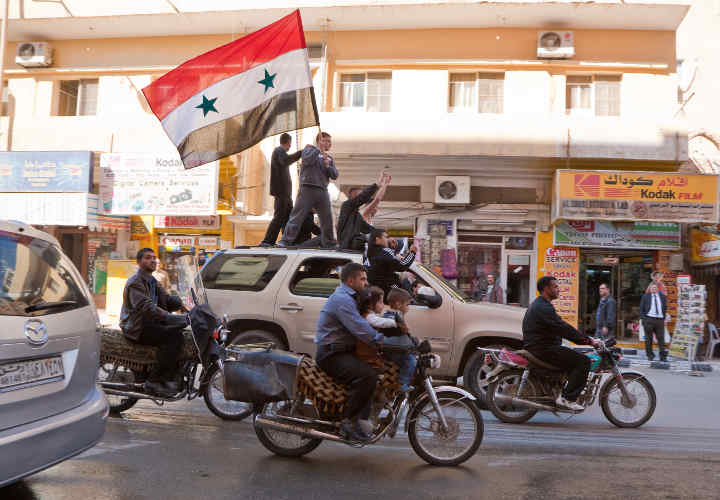 Problemas Sirios