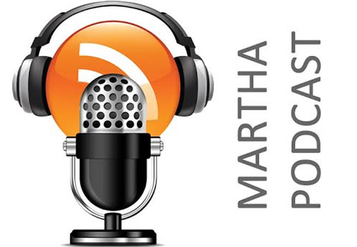 Podcast Martha WP