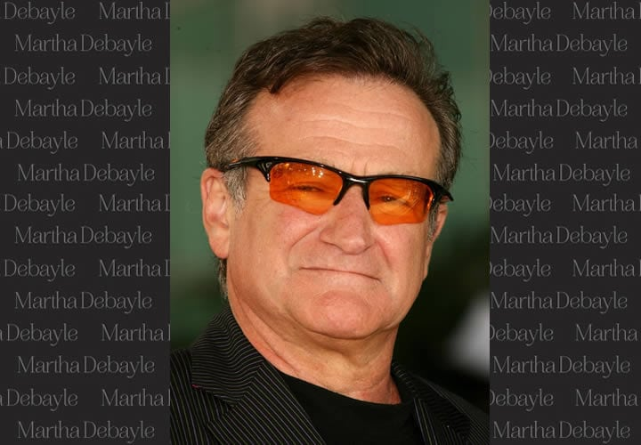 ADIÓS ROBIN WILLIAMS