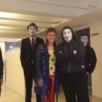 David Bowie y Anonymous