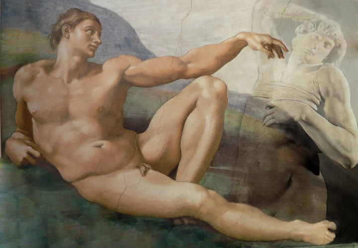 Adán: El gran segundón