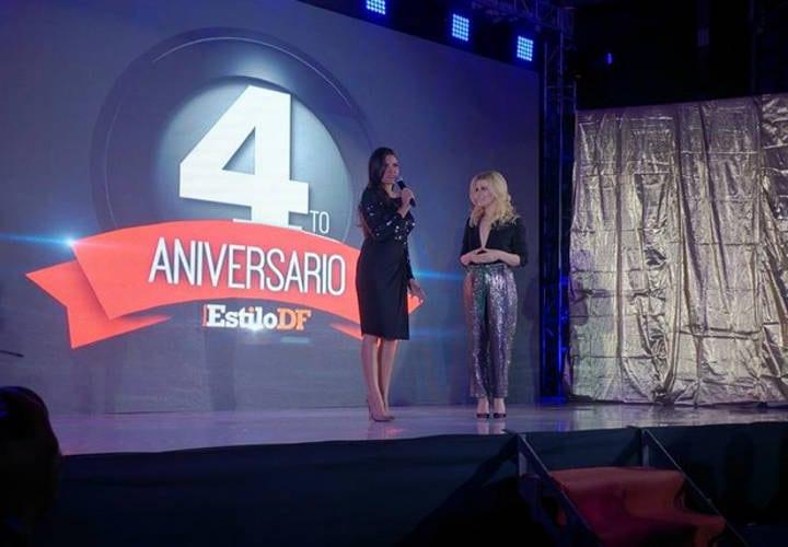 EstiloDF celebró su 4o Aniversario