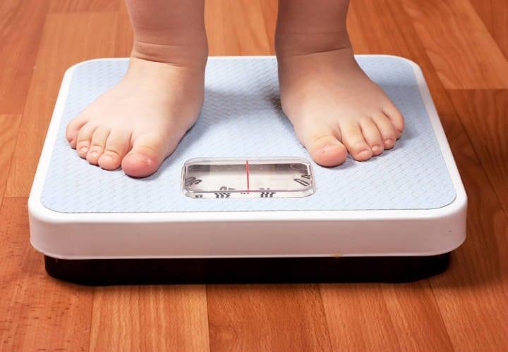 ¿Qué pesa en el peso de tu hijo?