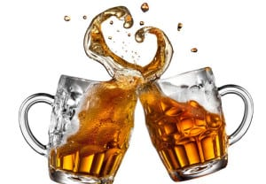 La cerveza y el amor