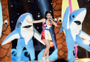 Katy Perry enciende el Super Bowl