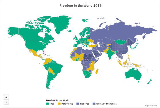 Mapa-libertad