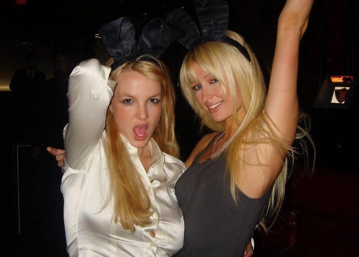Paris Hilton y Br