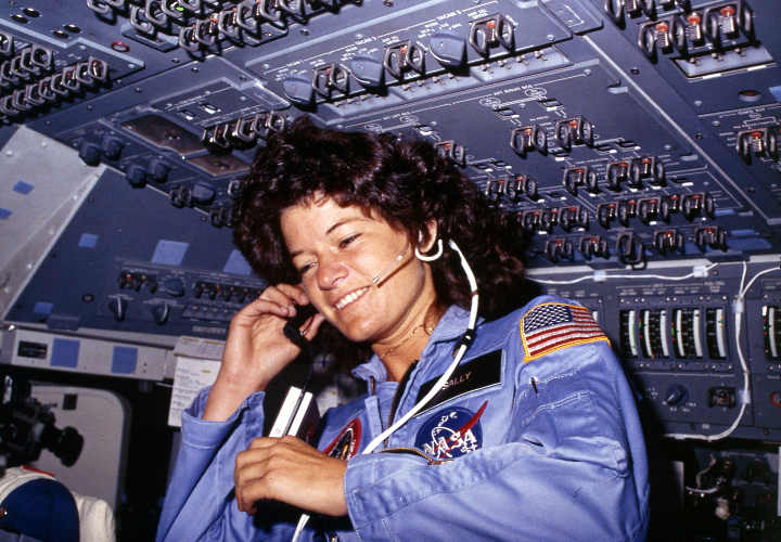 Sally Ride NASA
