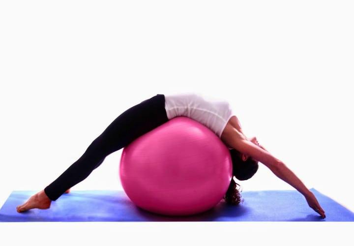 Pelota de estabilidad ¿Para entrenar o sentarte  - Martha Debayle cf4a16a23cc3