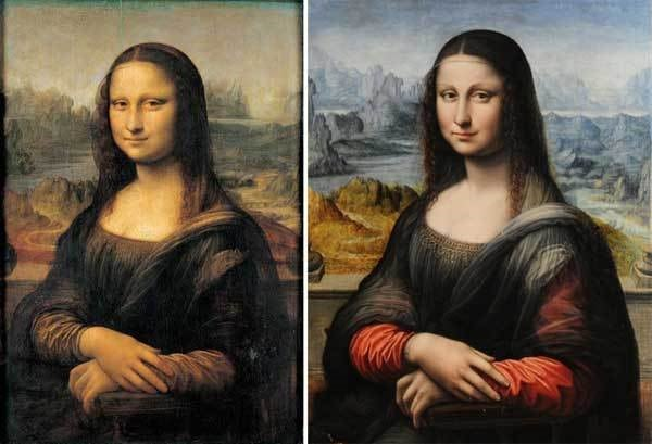 hermanas de la mona lisa