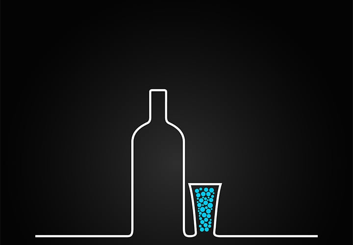 Beneficios del vodka