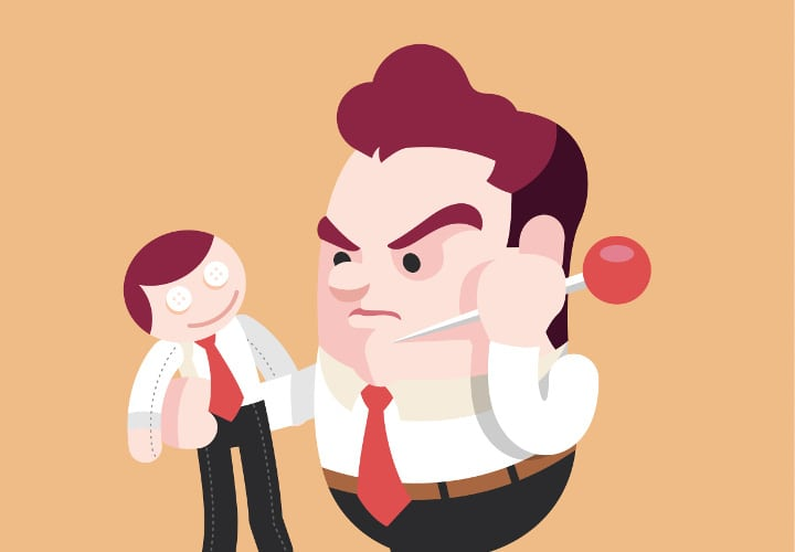 Jefes malos